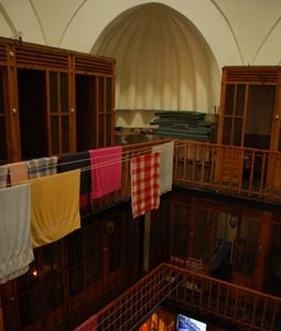 Turkish Bath Changing Rooms