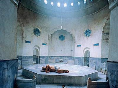 Turkish Hammam Interior