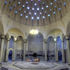 Hammam Inside View